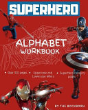 Superhero Alphabet Workbook