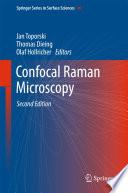 Confocal Raman Microscopy Book