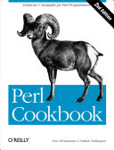 Perl Cookbook