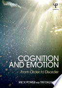 Cognition And Emotion Book PDF