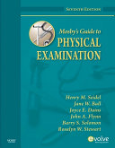 Mosby's Guide to Physical Examination - E-Book