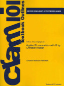 Outlines and Highlights for Applied Econometrics with R by Christian Kleiber  Isbn