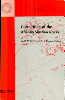Correlation of the African Silurian Rocks