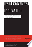 User Experience Innovation Book