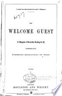 The Welcome Guest Book