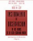 Instrumento de Observacion de Los Logros de la Lecto-Escritura Inicial