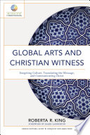 Global Arts And Christian Witness Mission In Global Community