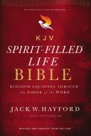 KJV, Spirit-Filled Life Bible, Third Edition, Ebook Pdf/ePub eBook