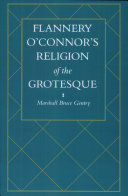 Pdf Flannery O'Connor's Religion of the Grotesque Telecharger