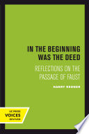 In the Beginning was the Deed Book PDF
