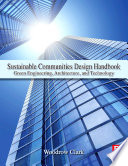 Sustainable Communities Design Handbook Book PDF