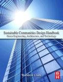Sustainable Communities Design Handbook [Pdf/ePub] eBook