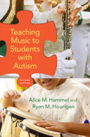 Pdf Teaching Music to Students with Autism