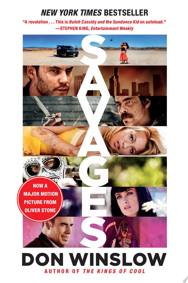 Savages banner backdrop