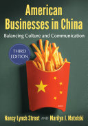 American Businesses in China