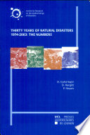 Thirty Years Of Natural Disasters 1974 2003 The Numbers