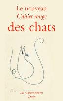 Le nouveau cahier rouge des chats