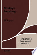 Modelling in Ecotoxicology