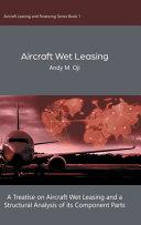 Aircraft Wet Leasing