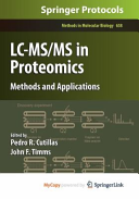 LC-MS/MS in Proteomics