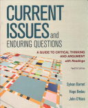 Current Issues and Enduring Questions 12e & Documenting Sources in APA Style: 2020 Update