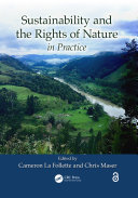 Sustainability and the Rights of Nature in Practice [Pdf/ePub] eBook