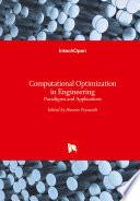 Computational Optimization in Engineering Book