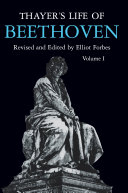 Thayer's Life of Beethoven