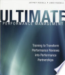 Ultimate Performance Management Book