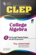 CLEP College Algebra