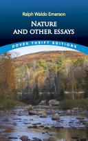 Nature and Other Essays Pdf/ePub eBook