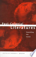Post Colonial Literatures