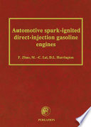 Automotive Spark Ignited Direct Injection Gasoline Engines Book PDF