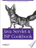 Java Servlet Jsp Cookbook