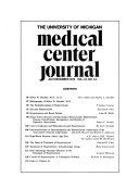 The University of Michigan Medical Center Journal Book