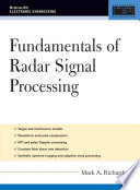 Fundamentals of Radar Signal Processing