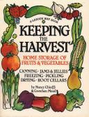 Keeping the Harvest Pdf/ePub eBook