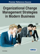 Organizational Change Management Strategies in Modern Business Pdf/ePub eBook