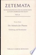 Die Asinaria des Plautus