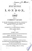 The Picture of London, for 1807