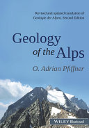 Pdf Geology of the Alps Telecharger