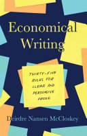 Economical Writing, Third Edition