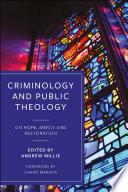 Criminology and Public Theology