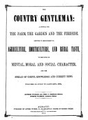 Pdf The Country Gentleman
