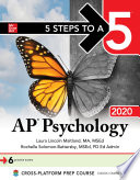 5 Steps to a 5  AP Psychology 2020