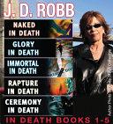 J. D. Robb In Death Collection Books 1-5 [Pdf/ePub] eBook