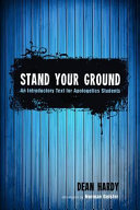 Stand Your Ground Book PDF