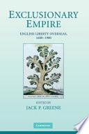 exclusionary empire greene jack p