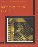 Introduction to Audio