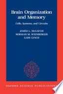 Brain Organization and Memory Book